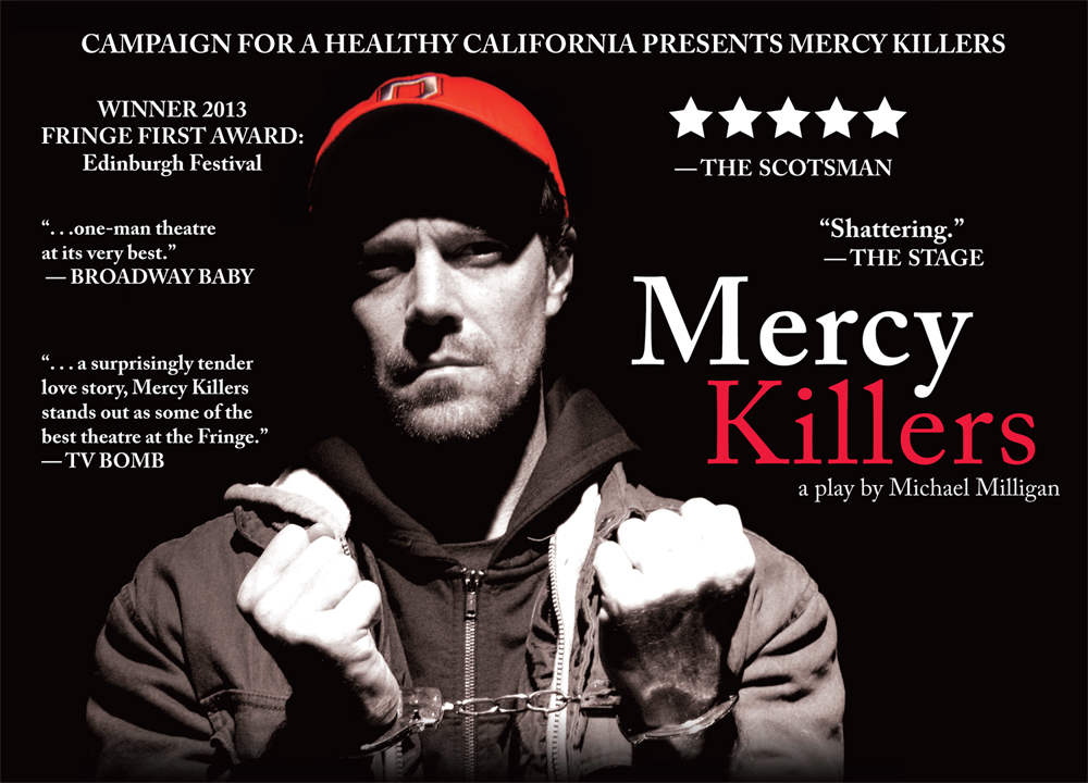 Mercy Killers, the play about the Ameican Healthcare System